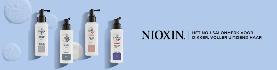 Nioxin Treatment