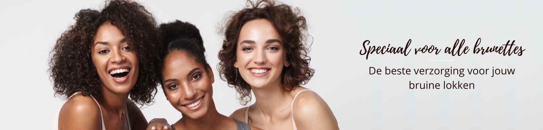 Zilvershampoo voor brunettes