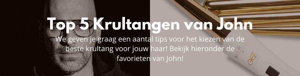 Top 5 Krultangen van John