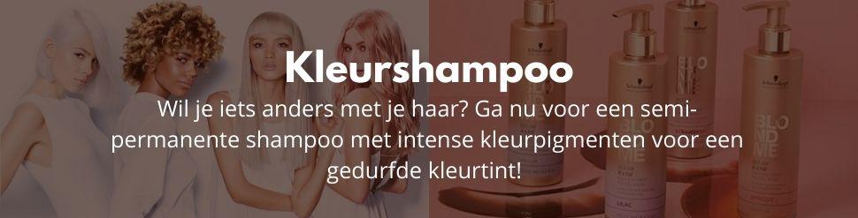 Kleur shampoo
