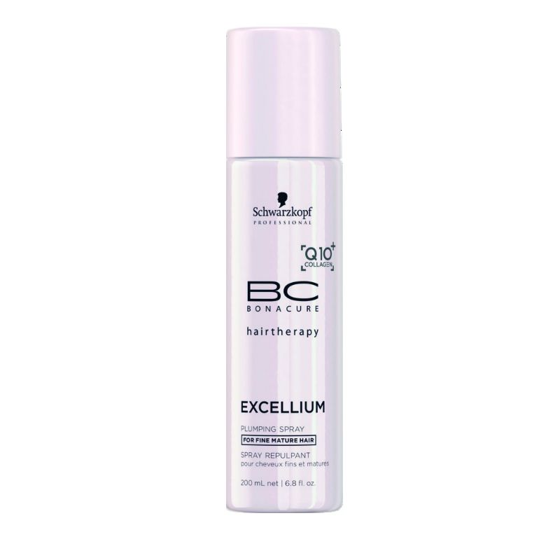 Schwarzkopf Bonacure Excellium Plumping Spray Conditioner 200ml