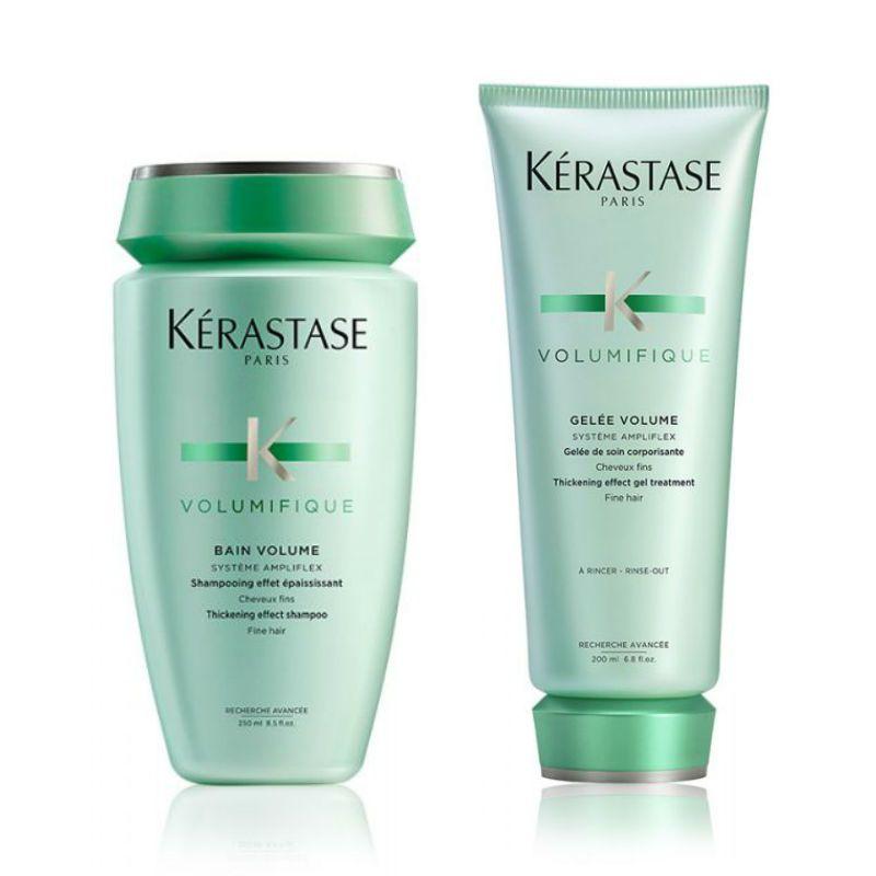 Kérastase Résistance Volumifique Shampoo + Conditioner voor Fijn Haar