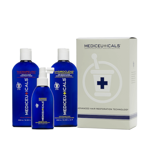 Mediceuticals  Advanced Hair Restoration Kit Dry