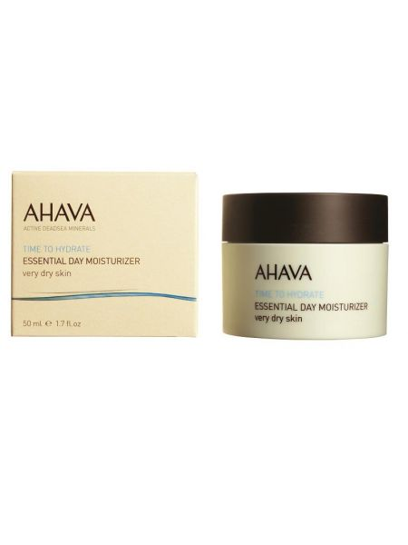 AHAVA Essential Day Moisturizer Very Dry