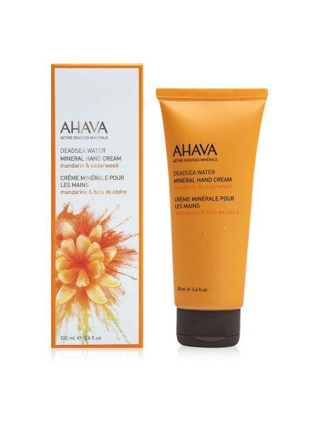 Ahava Mineral Botanic Hand Cream Mandarin & Cedarwood
