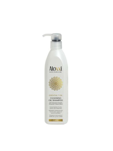 Aloxxi Essential 7 Oil Cleansing Shampoo