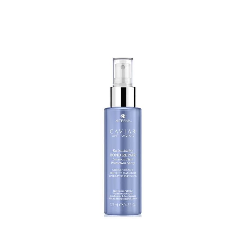 Alterna Caviar Anti-Aging Restructuring Bond Repair Leave-In Heat Protection Spray 125 ml