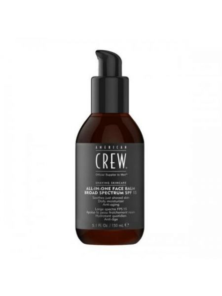 American Crew Shaving Skincare All-In-One Face Balm met SPF