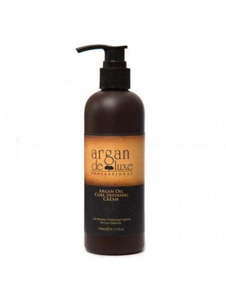 Argan Deluxe Curl Defining Cream