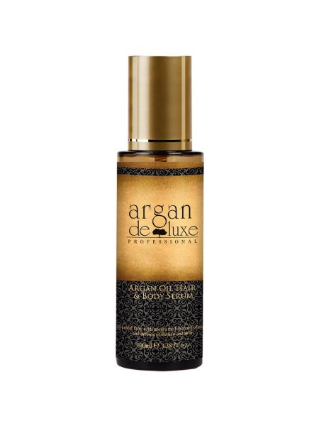 Argan Deluxe Hair & Body Serum