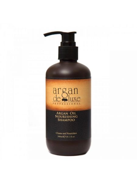 Argan Deluxe Nourishing Shampoo