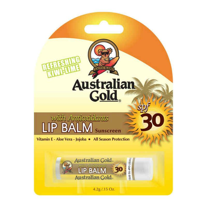 Australia Gold Lip Balm Kiwi-Lime