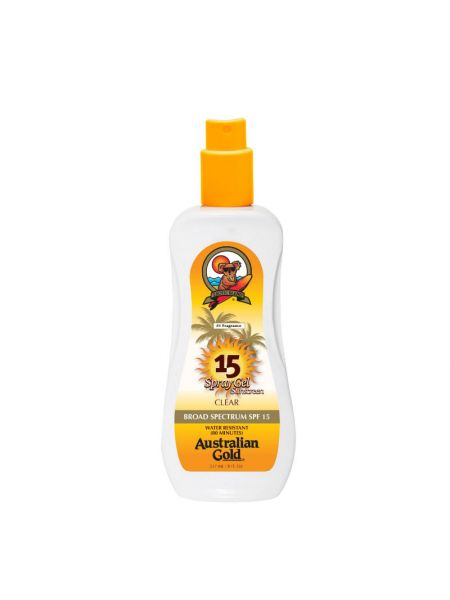 Australian Gold SPF15 Spray Gel