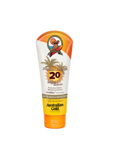 Australian Gold SPF20 Premium Coverage Lotion