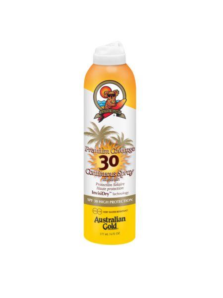 Australian Gold SPF30 Premium Coverage Continuous Spray