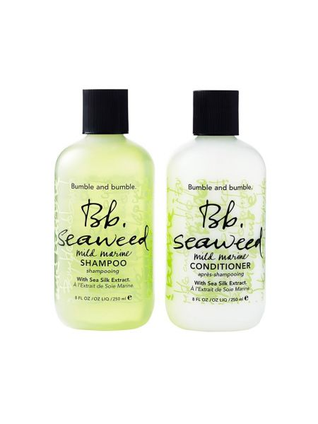 Bumble And Bumble Seaweed Shampoo + Conditioner 250 ml