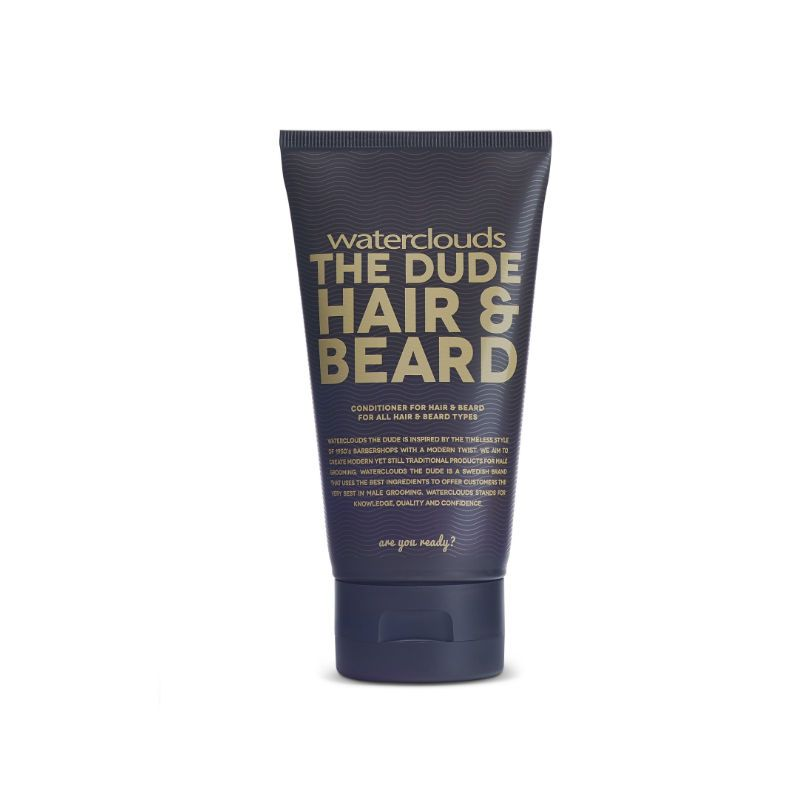 Waterclouds The Dude Hair & Beard Conditioner