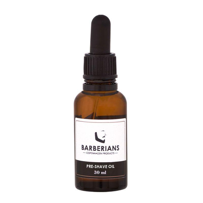 Barberians Pre-shave Oil 30 ml
