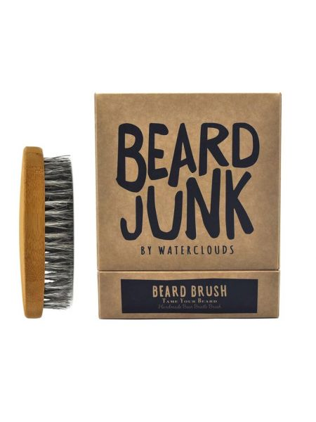 Beard Junk Beard Boar Bristle Brush