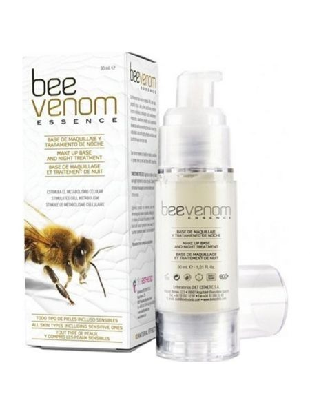 Bee Venom Essence Make Up Base & Night Treatment
