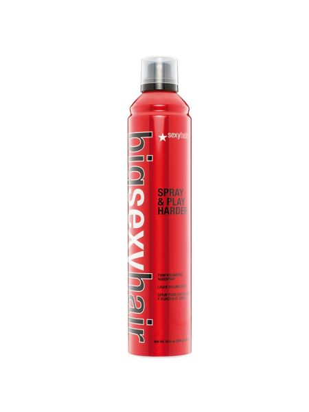 Sexy Hair Big Sexy Hair Spray & Play Harder Firm Volumizing Spray