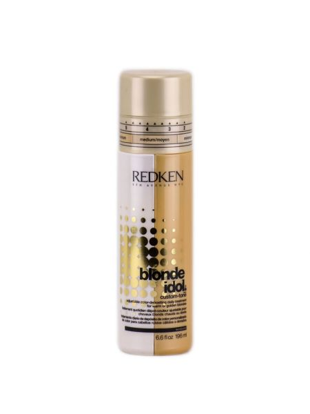 Redken Blonde Idol Custom Tone Gold