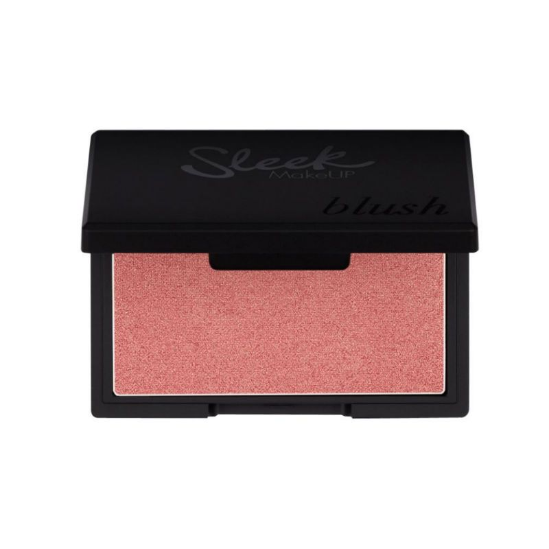 Sleek Blush Rose Gold