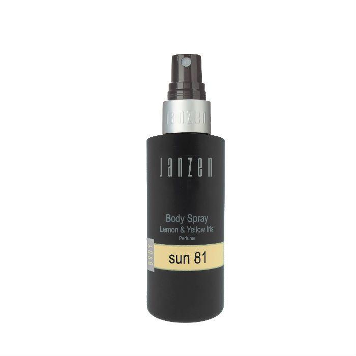Janzen Body Spray sun 81