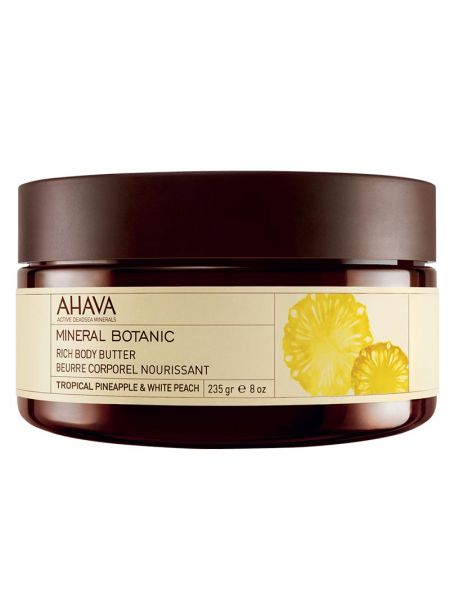 Ahava Botanic Body Butter Pineapple & Peach