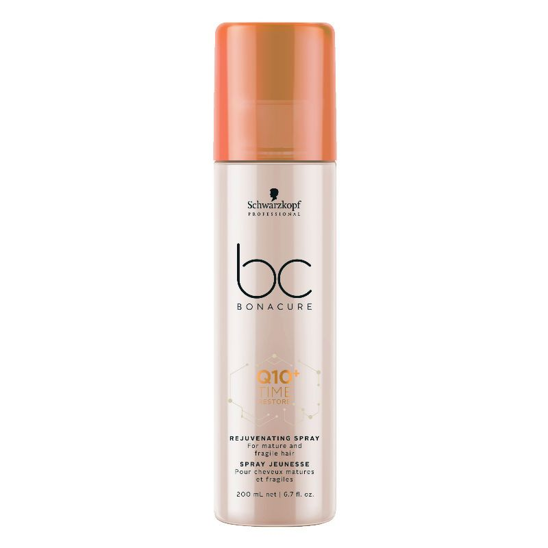 Schwarzkopf Bonacure Q10 Time Restore Spray Conditioner 200ml