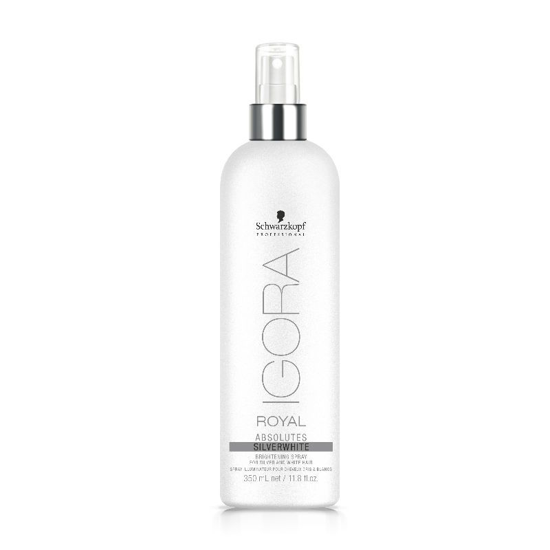 Schwarzkopf Igora Absolutes Silver White Bright Spray 350ml