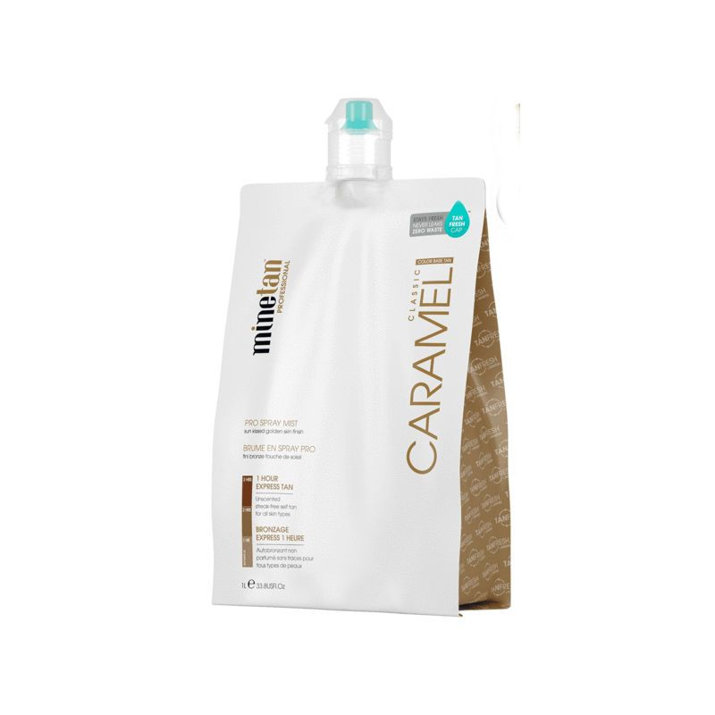 MineTan Caramel Pro Mist