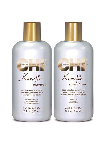 CHI Keratin Duo