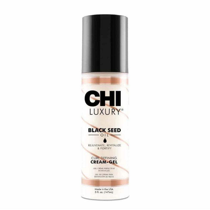 CHI Luxury Black Seed Oil Curl Defining Cream Gel
