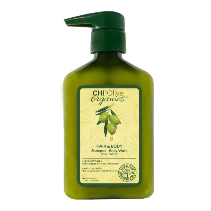 CHI Olive Organics Hair & Body Shampoo