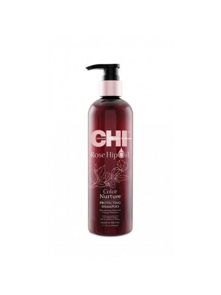 CHI Rose Hip Oil Shampoo