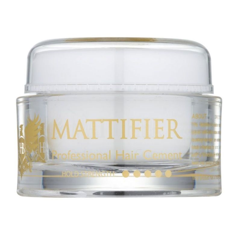 Hairbond Mattifier Cement Clay
