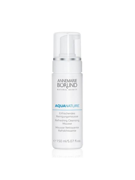 Annemarie Borlind Aquanature Verfrissende Cleansing Mousse