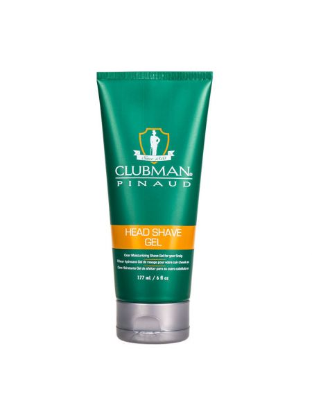 Clubman Pinaud Head and Shave Gel