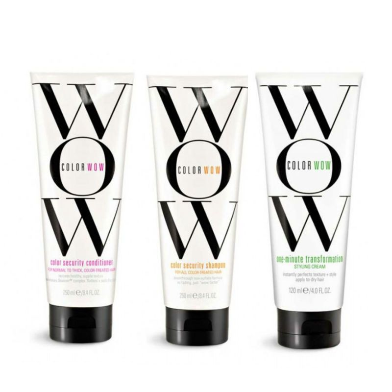 Color Wow Normal-Thick Hair Care & Style Set