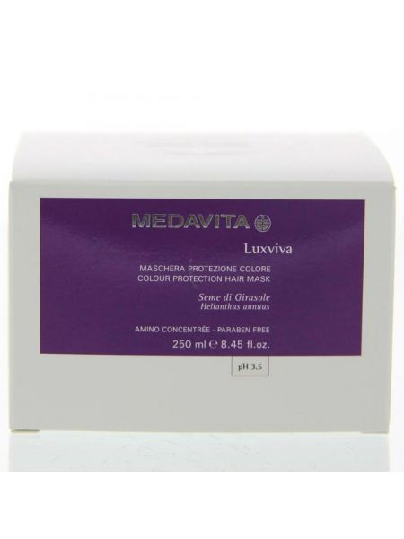Medavita Luxiviva Colour Protection Hair Mask