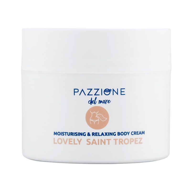 Pazzione Lovely Saint Tropez Body Cream
