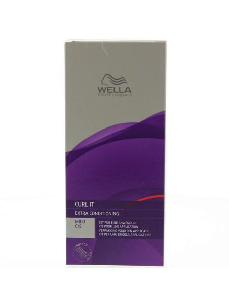 Wella Curl It Extra Conditioning Mild