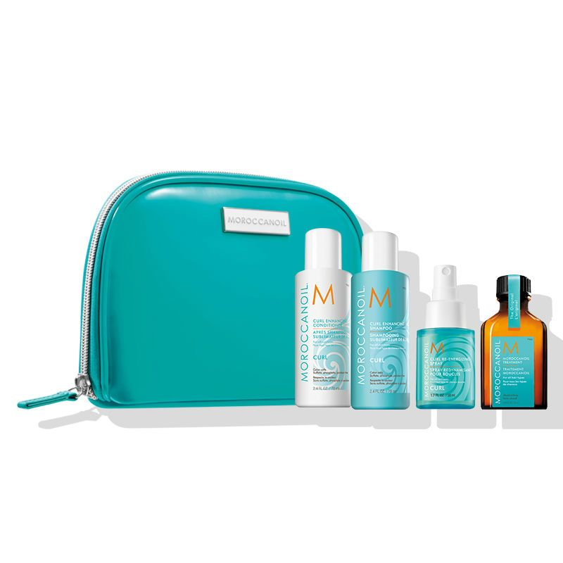 Moroccanoil Destination Curl Bag