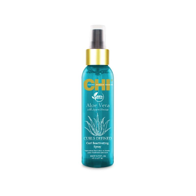 CHI Aloe Vera With Agave Nectar Curl Reactivating Spray