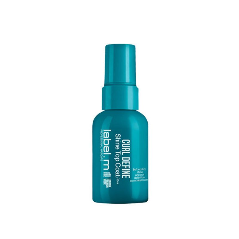 Label M Curl Define Shine Top Coat
