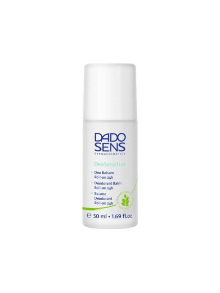 Dado Sens Dermacosmetics DeoSensitive Deodorant Balm Roll-on 24h