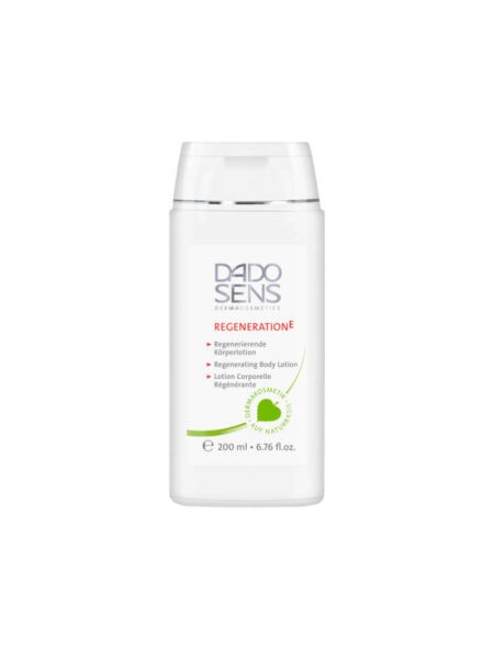 Dado Sens Dermacosmetics Regeneratione Regenerating Body Lotion