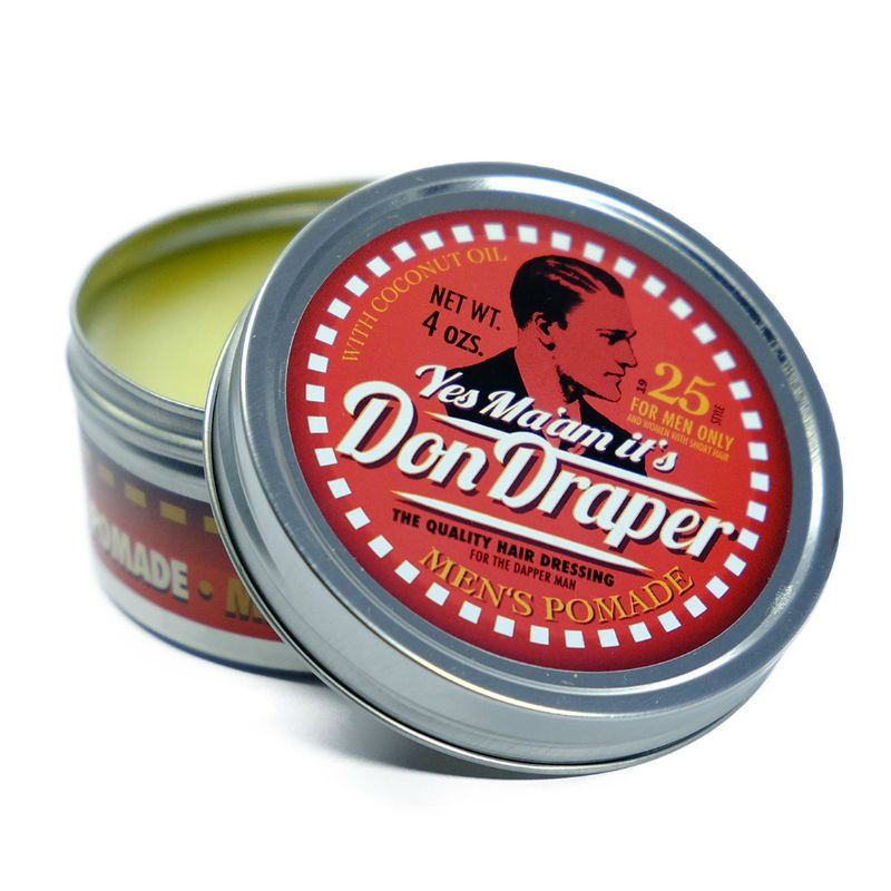 Don Draper Medium Pomade