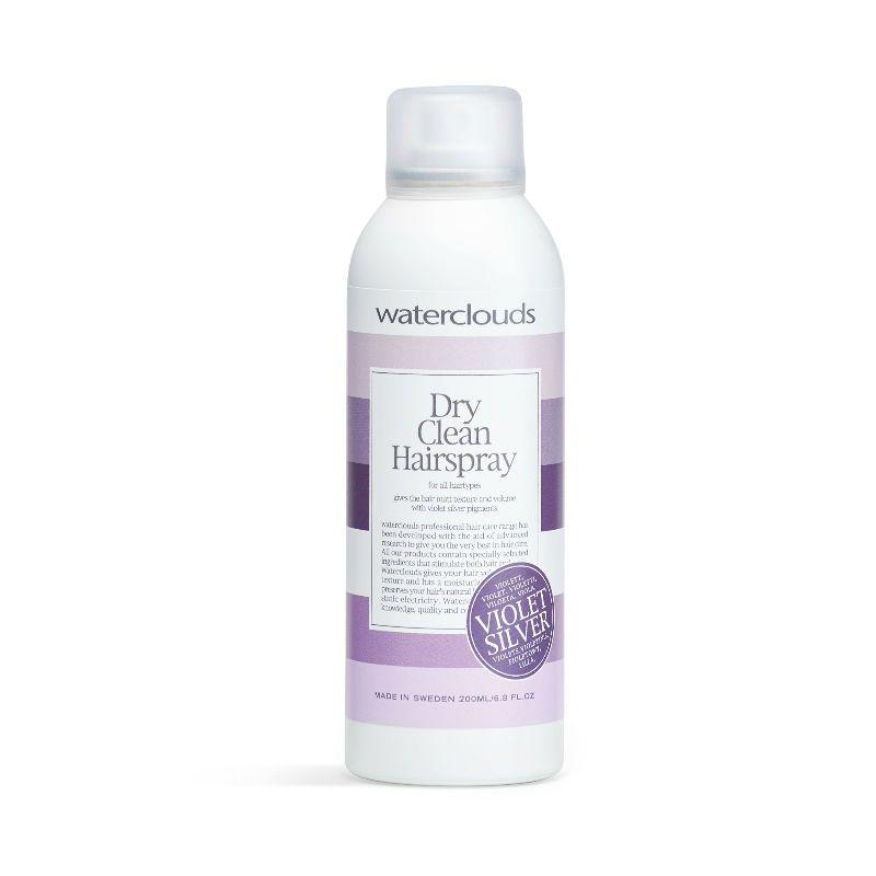 Waterclouds Dry Clean Violet Droogshampoo